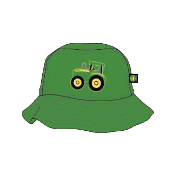 TODDLER JOHN DEER BUCKET HAT