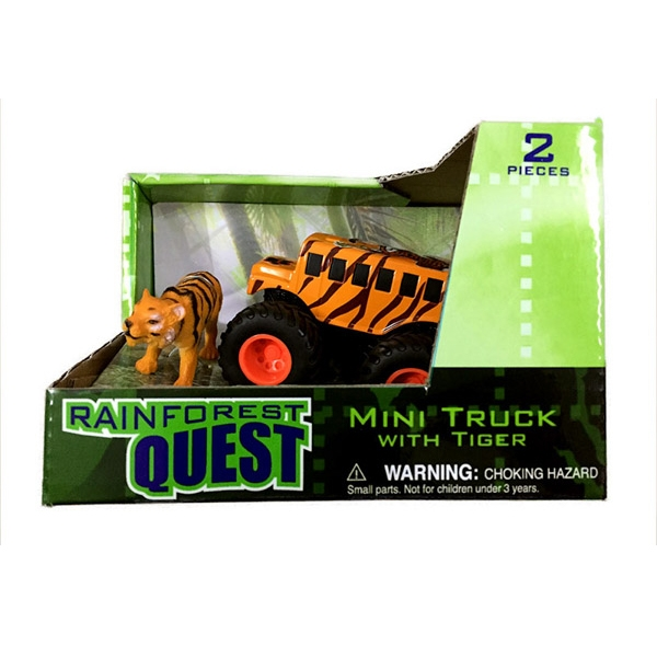 RAINFOREST QUEST MINI TRUCK