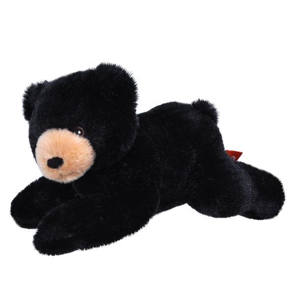 BLACK BEAR ECOKINS MINI PLUSH