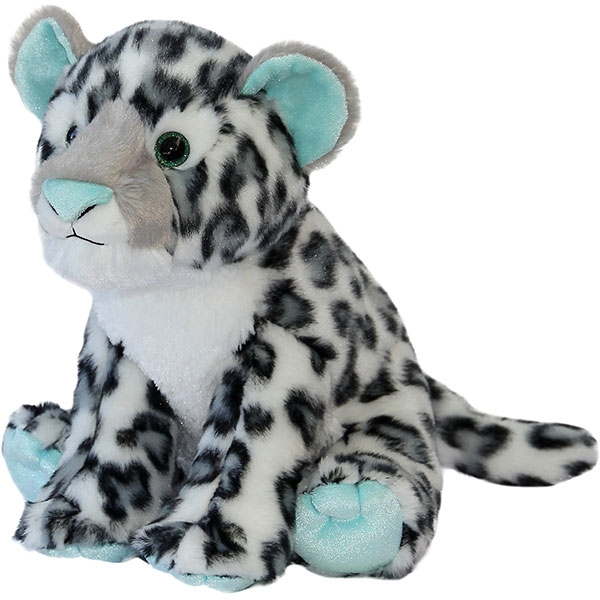 LEOPARD DESTINATION NATION PLUSH MINT