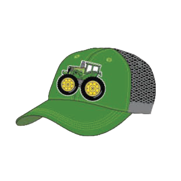 YOUTH JOHN DEER CAP WITH MESH BACK