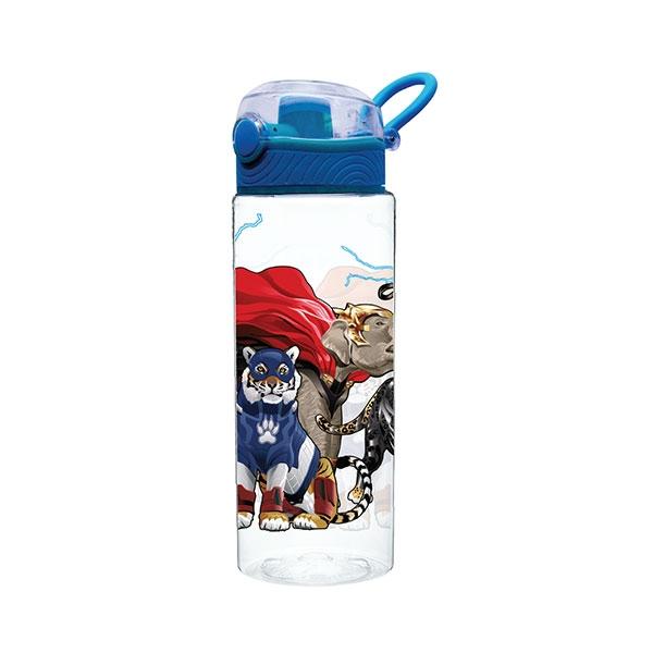Pop Culture Zoo Water Bottle