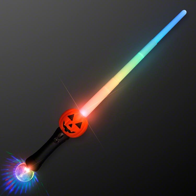 PUMPKIN LED EXPANDING SWORD