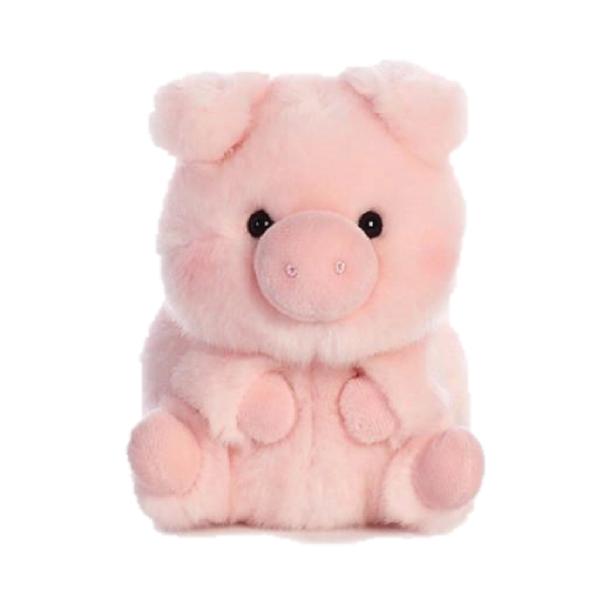 ROLLY PET PIG PLUSH