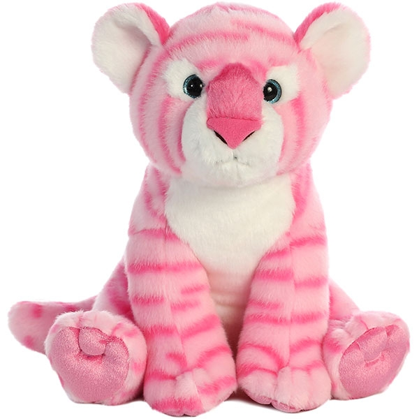 TIGER DESTINATION NATION PLUSH PINK
