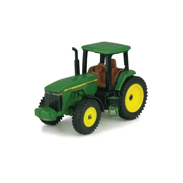 JOHN DEER MODERN TRACTOR WITH CAB 1:64