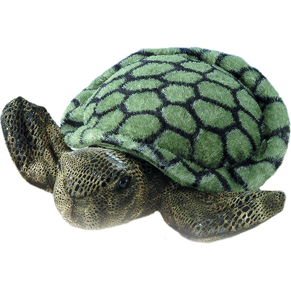 TURTLE MINI FLOPSIE PLUSH