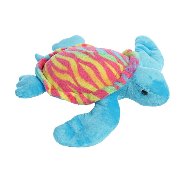 TURTLE DESTINATION NATION PLUSH RAINBOW
