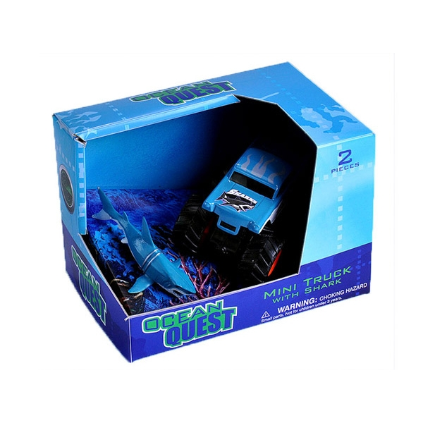 AQUATIC QUEST MINI TRUCK