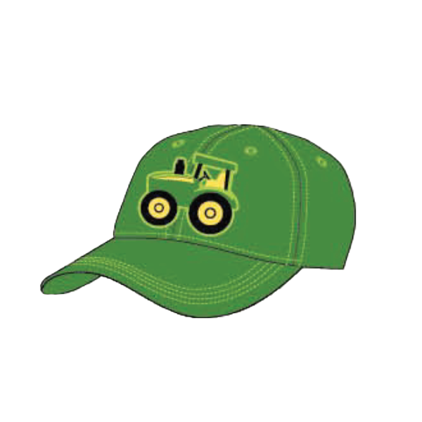 TODDLER JOHN DEER CAP