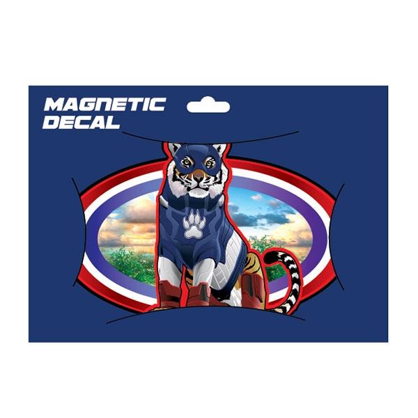 Pop Culture Tiger Magnet